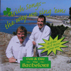 The Bachelors Con and Dec Irish Songs